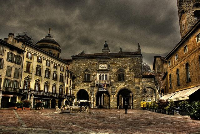Bergamo by: David Castañón