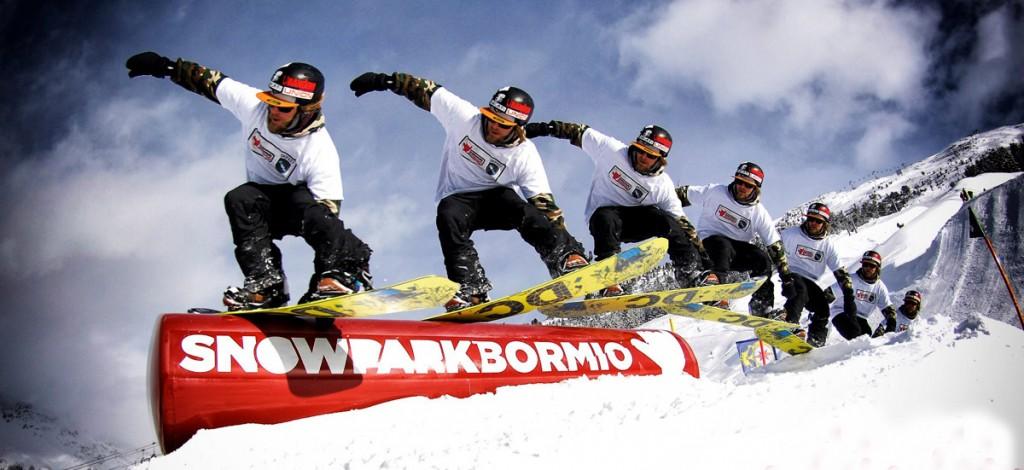 Snowpark Bormio