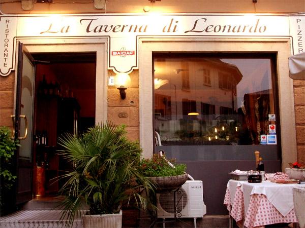 Taverna di Leonardo Brivio